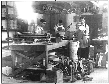 Farovan Company instrument plant